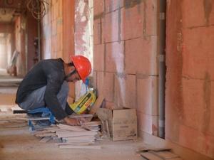 Дома №№14,15 в ЖК «Новинки Smart City» рабочие готовят к вводу в эксплуатацию